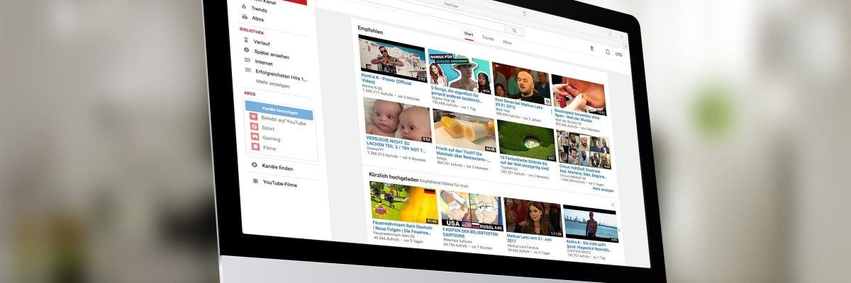 Lage en YouTube kanal